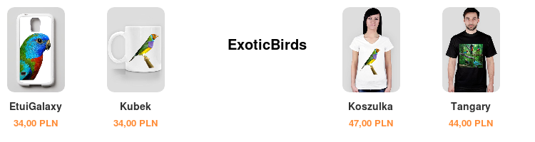 ExoticBirds