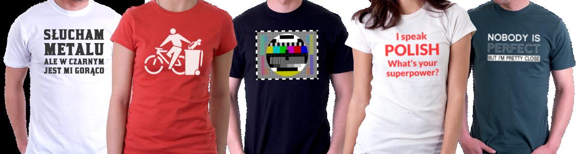 Kup se koszulkę - Fajne koszulki z nadrukiem
