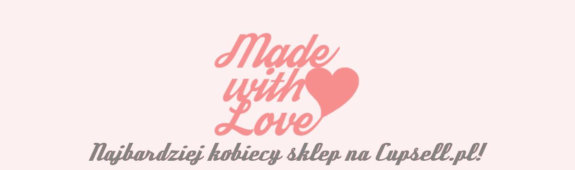 Koszulki dla kobiet - Made with Love