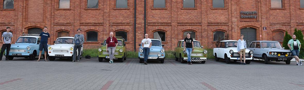 Koszulki Trabant - Ekipa Łódź