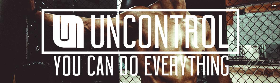 Uncontrol - Odzież, koszulki, bluzy na siłownie, fitness, crossfit, street workout