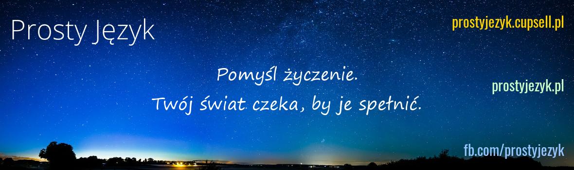 Prosty Język - sklep Głodomira - Nisko Przelatujące Abstrakcje