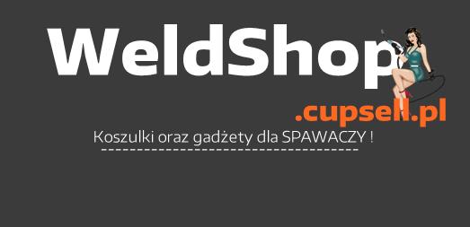 Weld Shop: Koszulki,kubki,gadzety