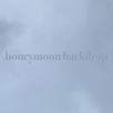 Honeymoon Backdrop Official