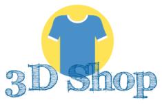 Odzież i gadżety z grafiką 3D