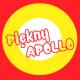 Piekny Apollo sklepik z róznościami