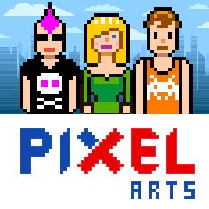 Koszulki z pikseli / pixel art, t-shirty