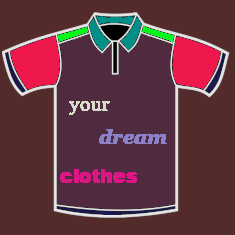 your dream clothes